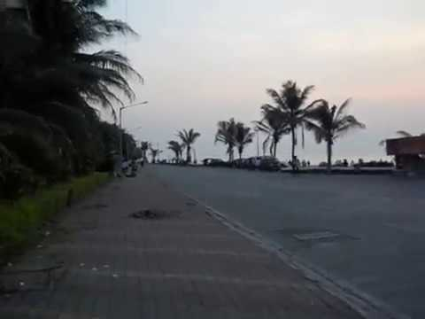 Another View of Bandstand Bandra (West) - Mumbai