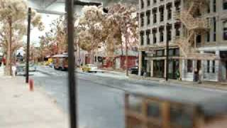 Trolley Action at Trainfest