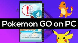 How To Play Pokemon GO On PC! No Bluestacks😍