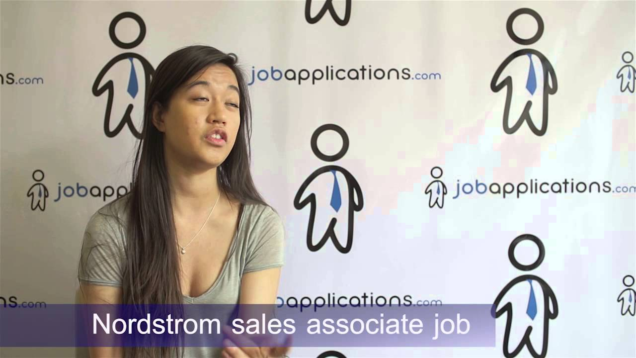 Nordstrom Interview   Sales Associate   YouTube  Sales Associate
