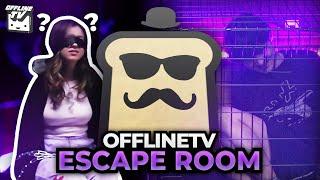OFFLINETV TOAST ESCAPE ROOM ft. Michael Reeves DisguisedToast Scarra LilyPichu Pokimane