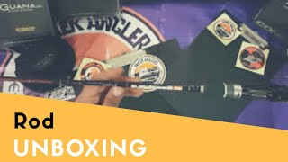 Unboxing and review Major Craft Basspara by(PA Surfcasters)