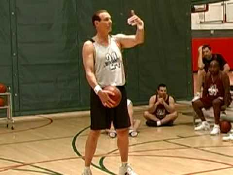 So CooL SoCooL Rick Barry Teaches Free Throws 2005