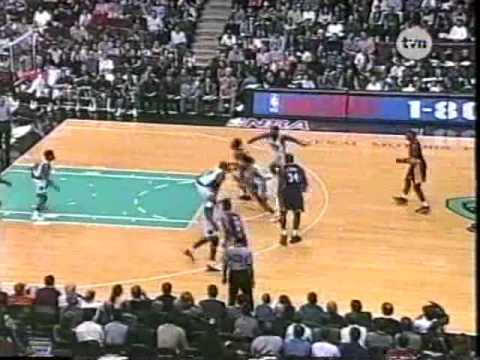 NBA Highlights 2000-2001 season 1st  week