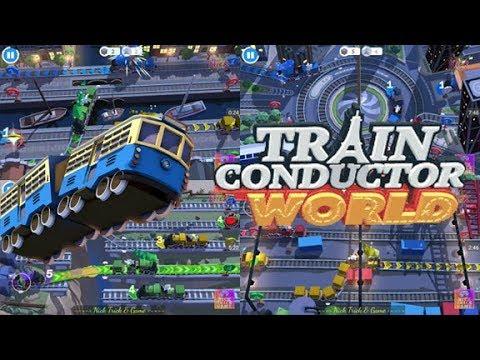 Train Conductor World - Amsterdam Gothenburg Verdon Madrid
