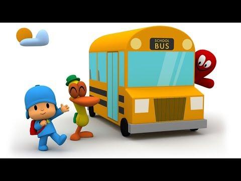 POCOYO - BACK TO SCHOOL 2017 | 45 minutes with Pocoyo!