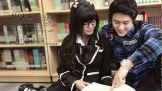 Gambar cover Mr. Kupido - Myrtle Sarrosa starring. Enrique Gil (Official Music Video)