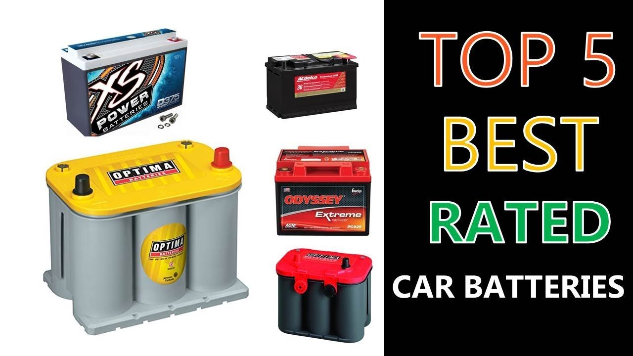 Best Rated Car Batteries >> Best Rated Car Batteries - YouTube