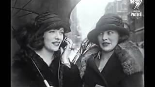 [4K,50fps] Mobile Phones 100 Years Ago?