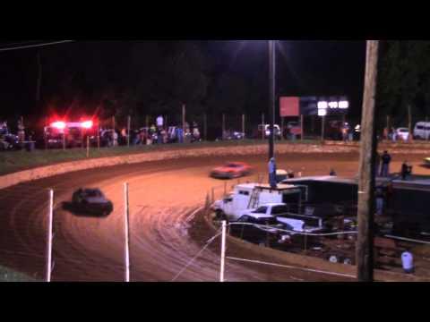 Winder Barrow Speedway Street Stock Feature Race 9/20/14