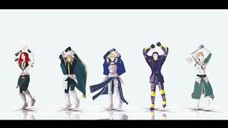 【Fate MMD】脱法ロック