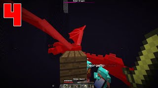 Beating Minecraft With Xray Challenge FINALE