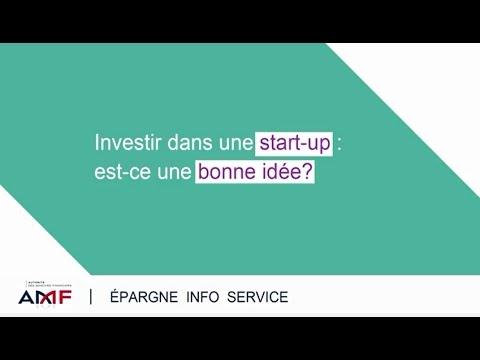 investir dans une start up est ce une bonne id e youtube. Black Bedroom Furniture Sets. Home Design Ideas