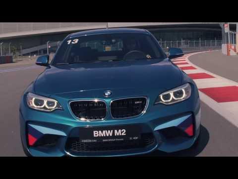 DT_LIVE. BMW M2 & BMW M4. ///M Weekend Сочи