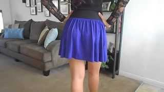 Blue Lace OOTD
