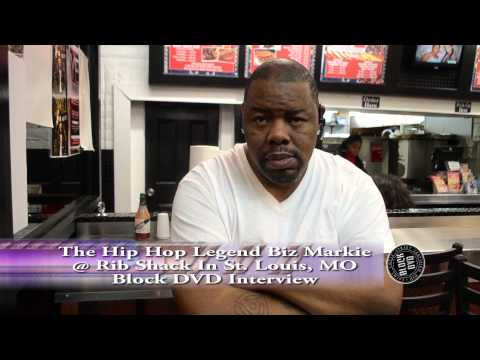 Biz Markie Block DVD Interview @Rib Shack