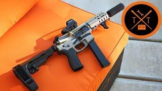 World's Fastest AR Pistol Brace....