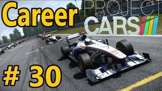 Project CARS Gameplay PC Formula A Career TrackIR Sakkito 1080p 60fps Helmet Cam