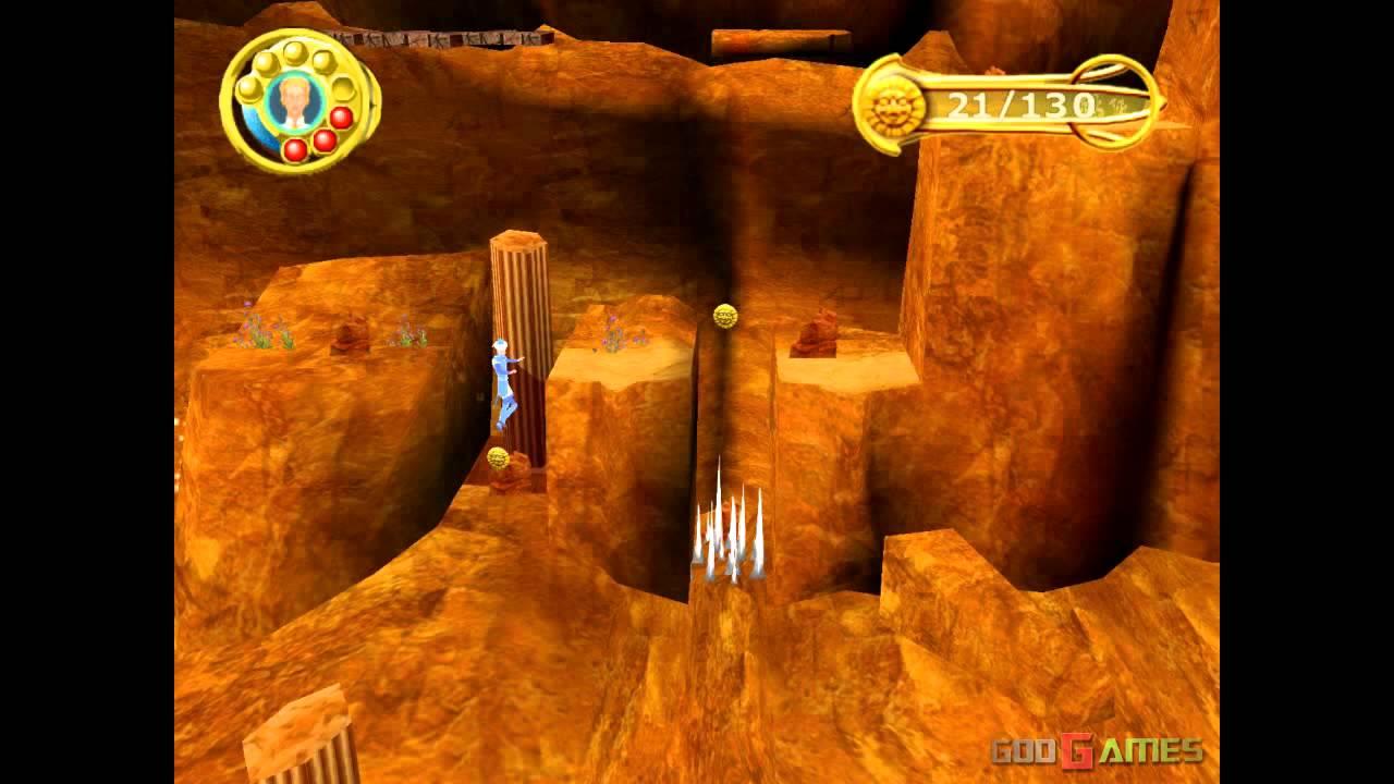 Azur Amp Asmar Gameplay Ps2 Hd 720p Youtube