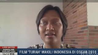 Video FILM TURAH MASUK NOMINASI OSCAR INI UNGKAPAN KEINGINAN SUTRADARA FILM!!! download MP3, 3GP, MP4, WEBM, AVI, FLV Oktober 2019