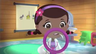 Doc McStuffins | The Doc Files | Stuffy Sticky-Slippies | Disney Junior