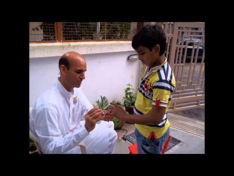Divya Nagari Slum -Interview With Radio One 12-Jan-15 -BK Ishitaben-RJ Aayush