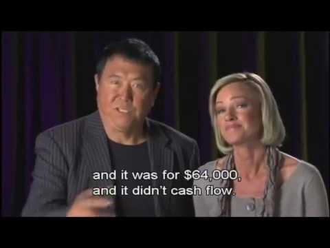 Richdad - Get Out of Debt by Robert T. Kiyosaki