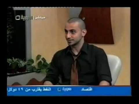 uno dance group - New syrian channel live interview