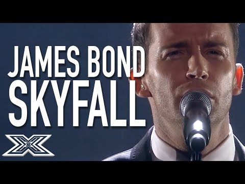 "Adele ""Skyfall"" Cover Jay James 