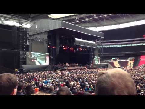 Jackson cage - Bruce Springsteen live at wembley 15/06/13