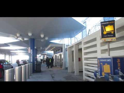 How To Walk Terminal 1 To Terminal 2 @JFK Airport December 2019