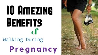 Amazing Benefits of walking during Pregnancy/importance of walking for baby development in the womb