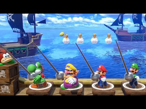 Super Mario Party - All Sound Stage, Normal Remix & Hard| Cartoons Mee