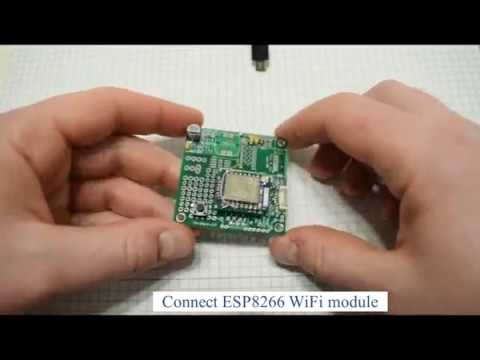 Embedded HTTP server demo