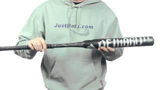 2014 demarini juggernaut softball bat dxnt3 slow pitch