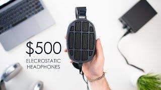 KossMassdrop ESP95X (Electrostatic Under 500!)