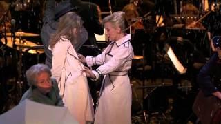 Présentation Les Parapluies de Cherbourg version symphonique au Théâtre du Châtelet