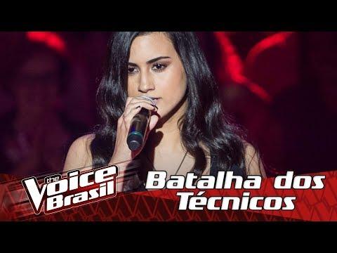 Day canta 'Crying in the Club' na Batalha dos Técnicos – 'The Voice Brasil'   6ª Temporada