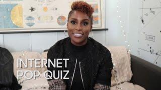 Internet Pop Quiz with Issa Rae