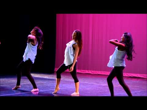 Indian Dance Show 2011 - Caribbean Hip Hop Modern Fusion!
