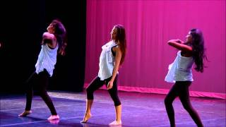 Indian Dance Show 2011 - Caribbean Hip Hop Modern Fusion!
