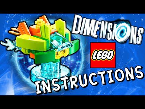lego dimensions set instructions