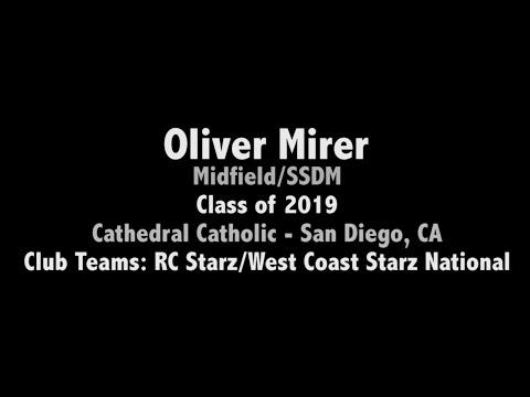 Oliver Mirer - 2015 Fall Highlights