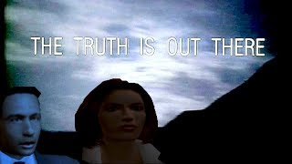 The X-Files Games THEY WANT YOU TO FORGET