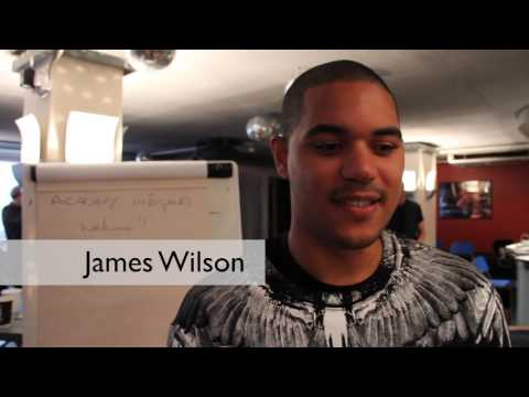 James Wilson interview for Academy Inégales 2015/2016