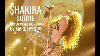 "Shakira ""Interlude Bachue/Suerte"" (El Dorado World Tour Project) Audio DVD BONUS TRACK"
