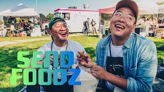 Vegandale: Send Foodz w/ Timothy DeLaGhetto & David So