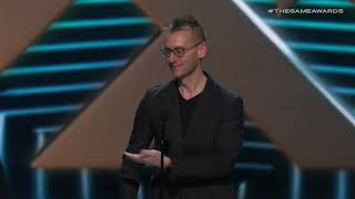 Fortnite Wins Best Ongoing Game | The Game Awards 2018