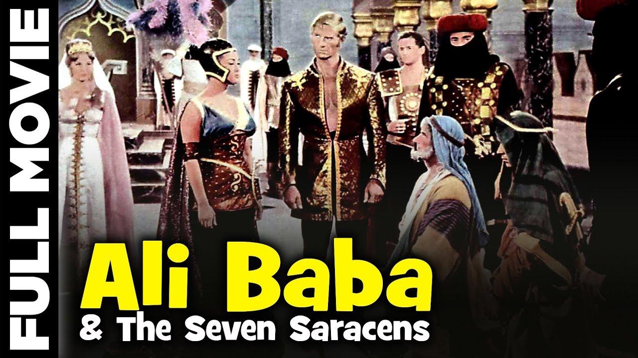 Ali Baba And The Seven Saracens   Italian Adventure Film   Gordon Mitchell