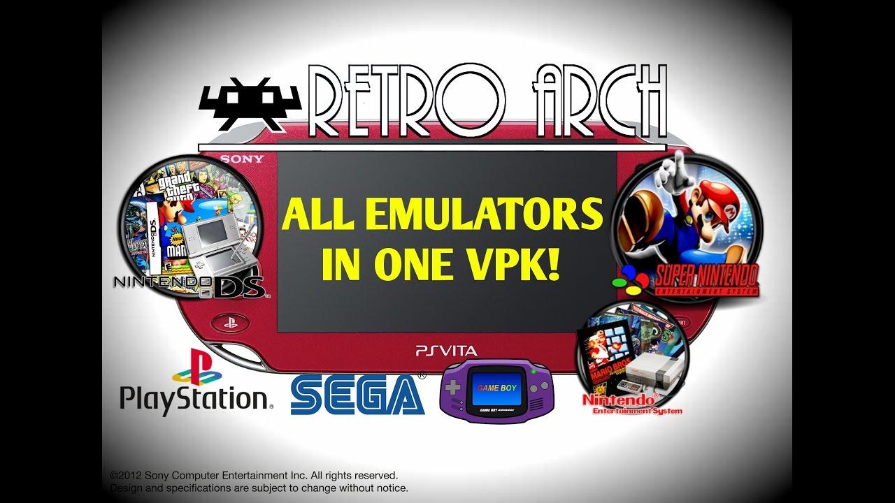 ds emulator for vita